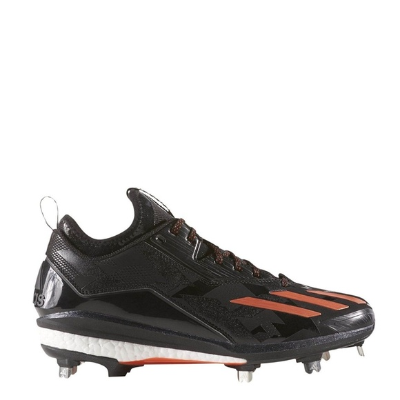 competitive price 780f3 d230b Adidas Boost Icon 2 Metal Baseball Cleats Q16524